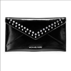 Michael Kors Stud Clutch
